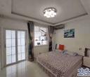 售:金港家园,黄金楼层,116平精装修,超大阳台采光无敌,售价,50万