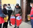 响水县红十字会开展缅怀英雄暨慰问器官捐献者家庭活动侧记