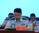 """响水县公安局举行""""梳网清格""""大会战誓师大会"""