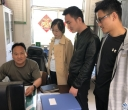 响水双港青年潘长江投笔从戎,特意从省城赶回家乡报名参军