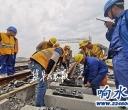 80分钟动车到南京!今天,盐宁高铁联络线开始铺轨!