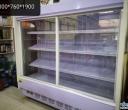 本人因店面转型,出售一台水果保鲜柜,8成新,尺寸长