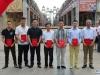 响水县举办2015年度食品安全周宣传活动启动仪式(组图)