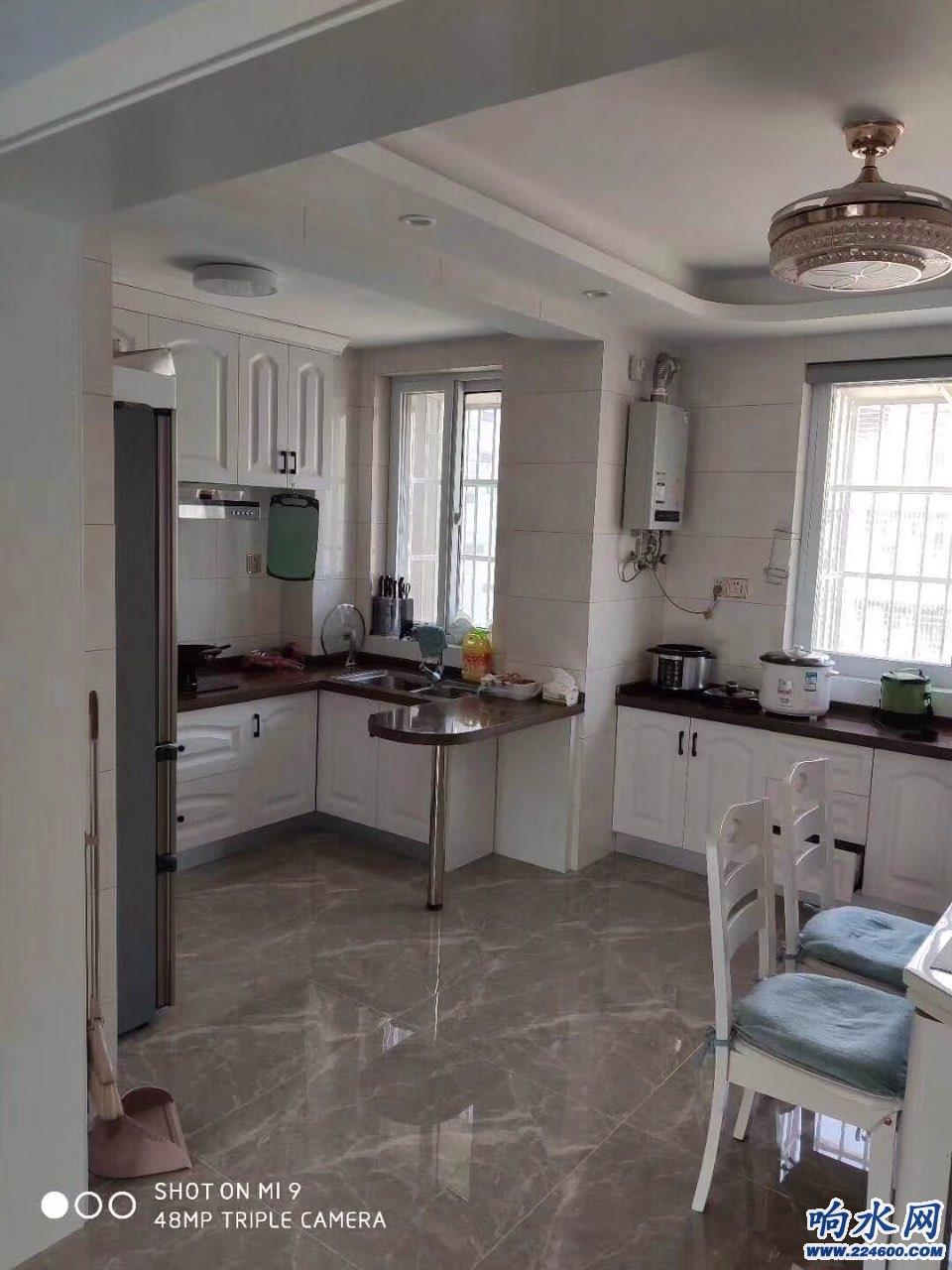 房东急售金港家园三期两室两厅,步梯中层,提包入住,