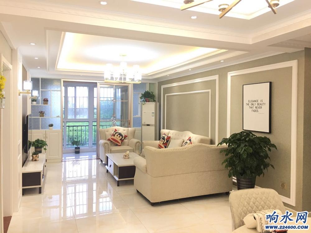响水县 开发区 96万 精装修 电梯五楼3房 出售