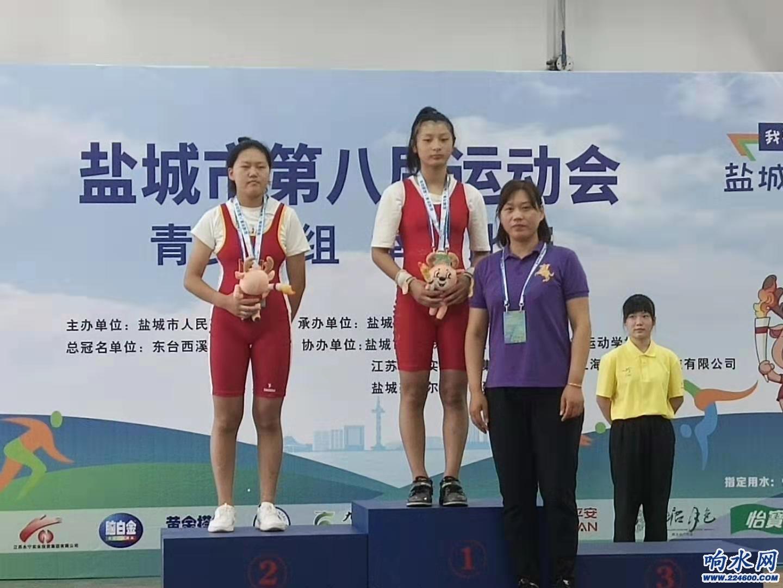 贾雯雯,女子少年乙组56kg级冠军.jpg