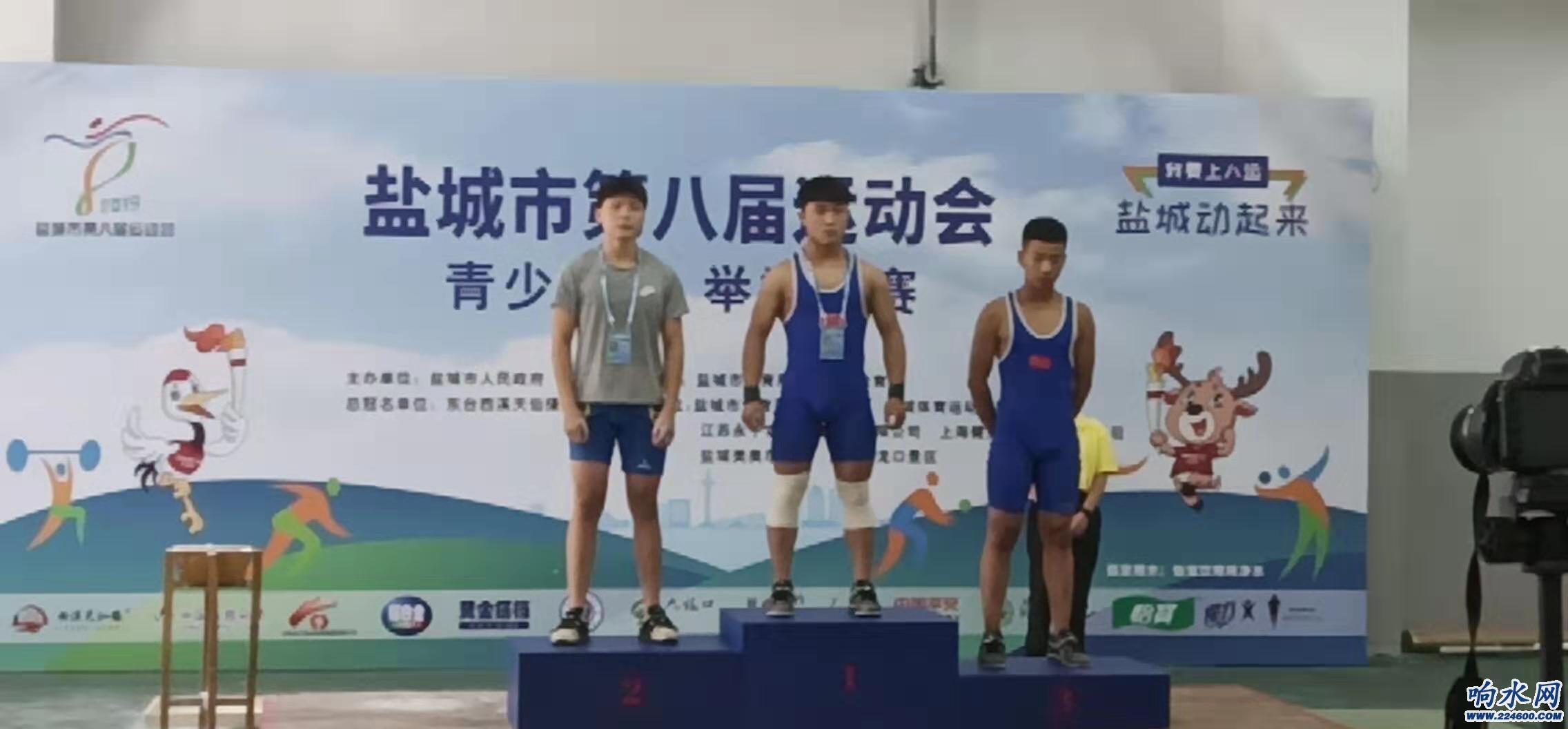 韩自理,男子少年甲组69kg级冠军.jpg