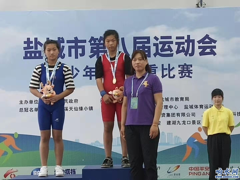 殷作芹,女子少年乙组52kg级冠军.jpg